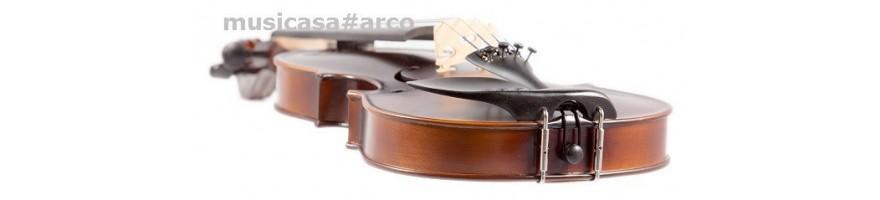 musicasa -  especialista en instrumentos de arco.   Violines. Violas.
