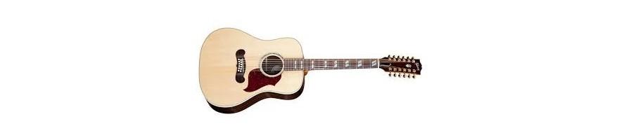 guitarra acustica 12 cuerdas