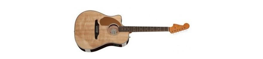 guitarra acustica ZURDA