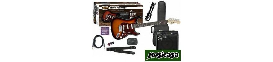 packs guitarra electrica