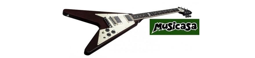 electric guitar heavy metal