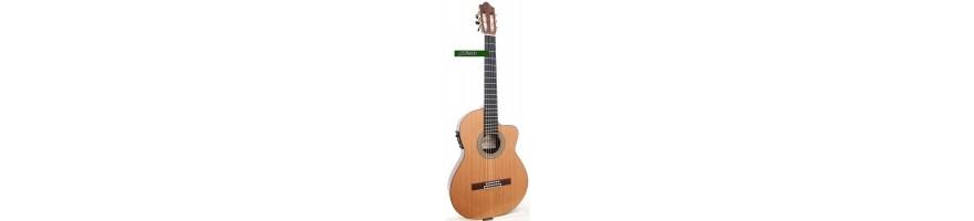 guitarra clasica amplificada