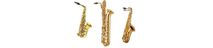saxofons