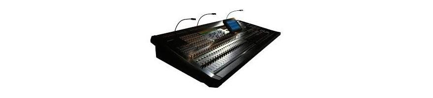 mesas amplificadas