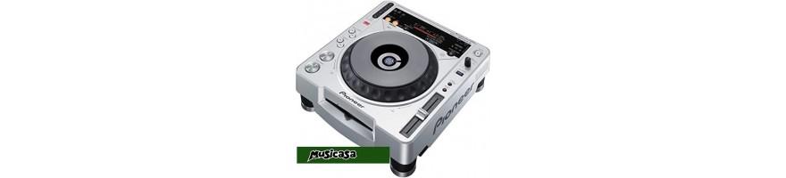lector cd mp3 usb - multimedia player