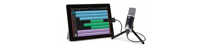 microfono ipad iphone