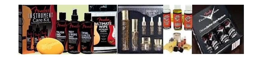 limpiadores - guitar polish