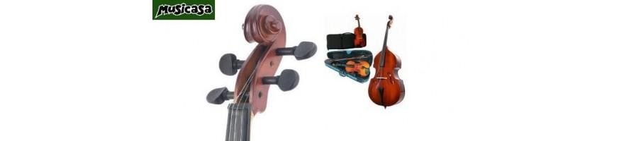 instrumentos de arco profesionales