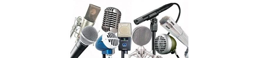 micros. En musicasa tenemos un arsenal de micros para cada aplicación.