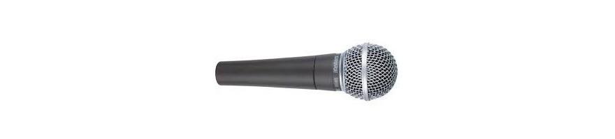 microfonos para vocalistas