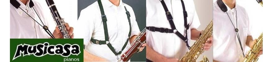 Boquillas saxofon alto