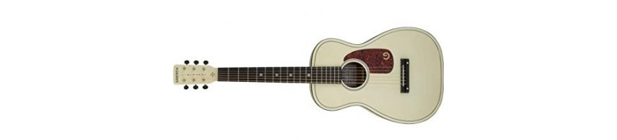 guitarra acustica folk - parlour