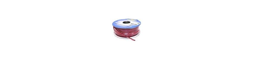 cable en rollo