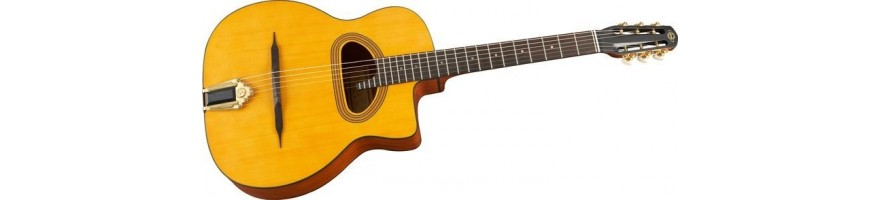 manuche guitar gipsy