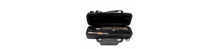 estuches flauta-flautin
