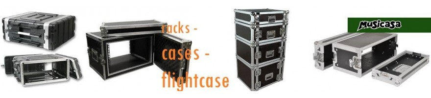 racks - cases - flightcase
