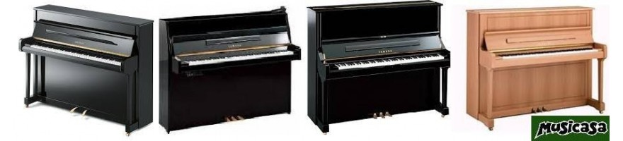 upright piano in musicaa