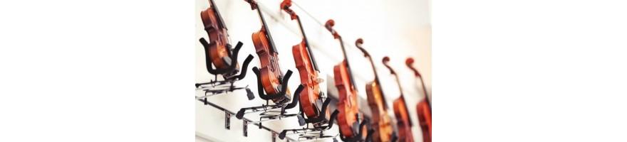 violines 3/4 estudio