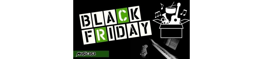black friday  musicasa