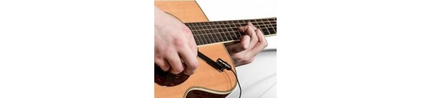 micros per guitarra