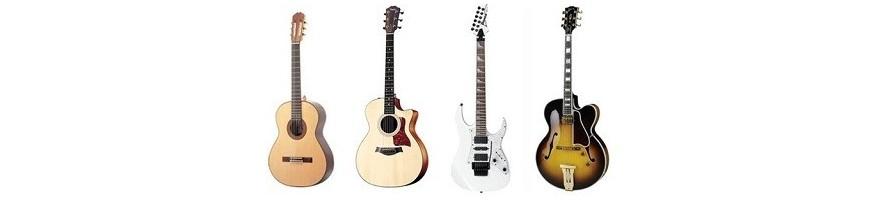 guitarras en cuarentena