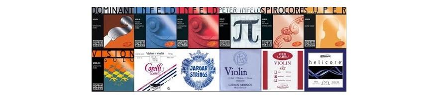cuerdas violin 1/8