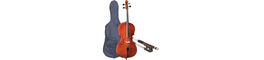 violoncellos 3/4