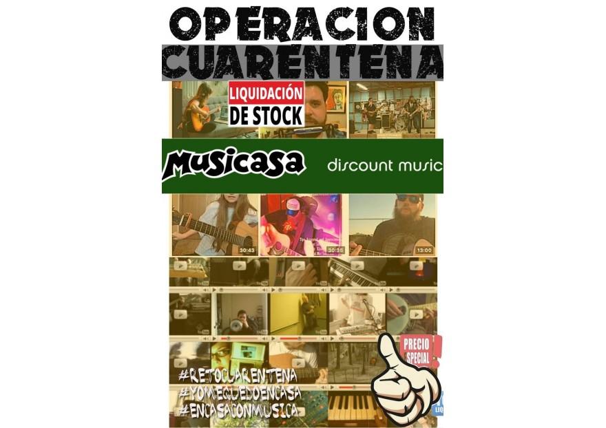Operación cuarentena. #yomequedoencasa #encasaconmusica operacion #RetoCuarentena