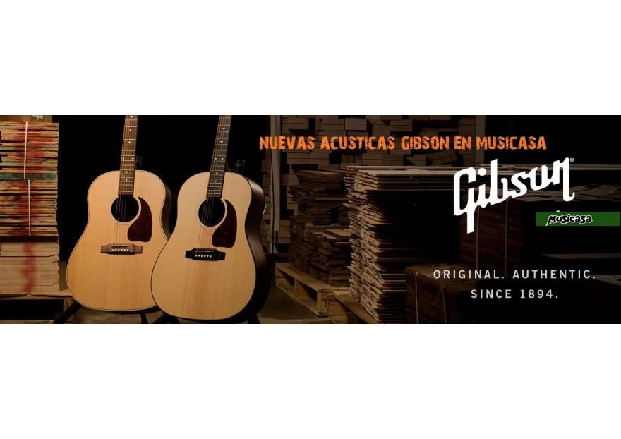 Nuevas guitarras Gibson G-45 Series Collection. G45 STANDARD y G45 STUDIO