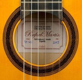 Rafael Martín  Guitarras