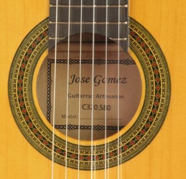 José  Gómez guitarras
